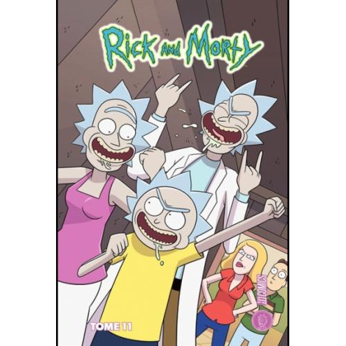 Rick & Morty Tome 11 (VF)
