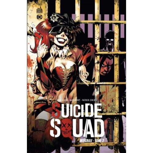 Suicide Squad Renaissance Intégrale Tome 2 (VF)