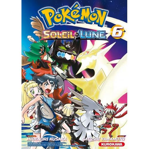 Pokémon Soleil/Lune : Tome 6 (VF)