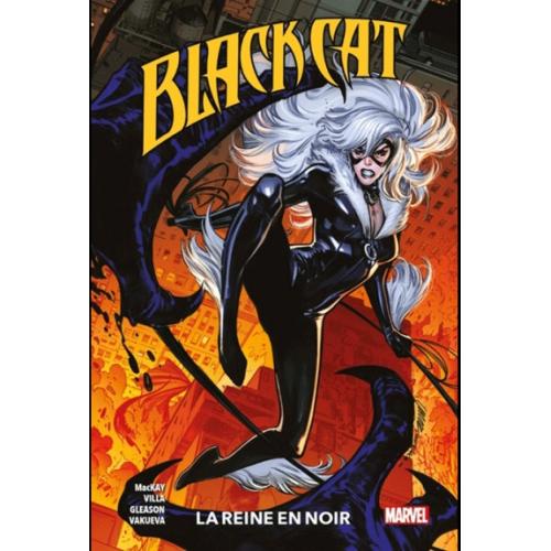 BLACK CAT TOME 1 (VF)