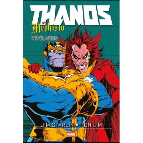 Thanos Vs Méphisto : Révélation (VF)