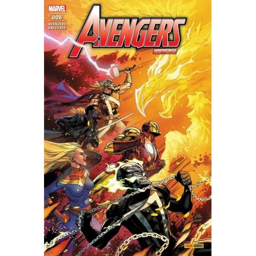 AVENGERS UNIVERSE 6 (VF)