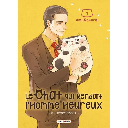 Le Chat qui rendait l'homme heureux Tome 1 : Et inversement (VF)