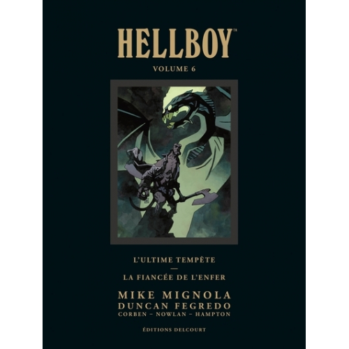 Hellboy Deluxe Volume 6 (VF)