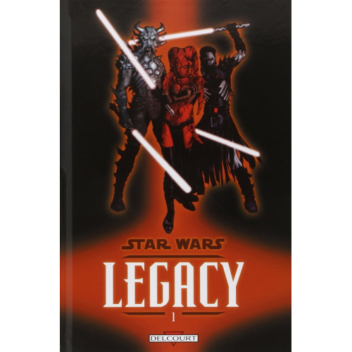 Star Wars Legacy Tome 1 Anéanti (VF) occasion