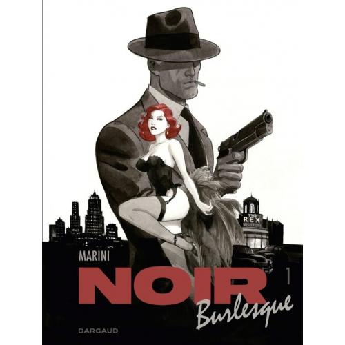 Noir burlesque (VF)