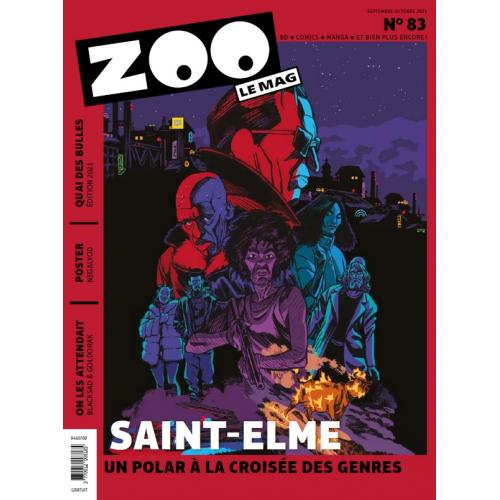 OFFERT : ZOO LE MAG - N°83