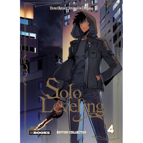 SOLO LEVELING TOME 4 Coffret Édition Collector (VF)