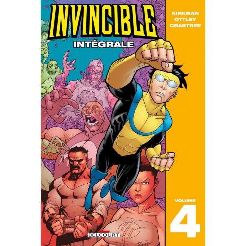 INVINCIBLE INTÉGRALE TOME 4 (VF)