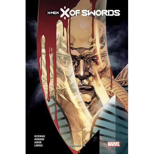X-MEN : X OF SWORDS TOME 4 ÉDITION COLLECTOR (VF)