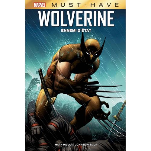 Wolverine : Ennemi d'état - Must Have (VF)