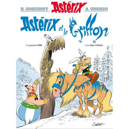 Astérix et le Griffon (VF)