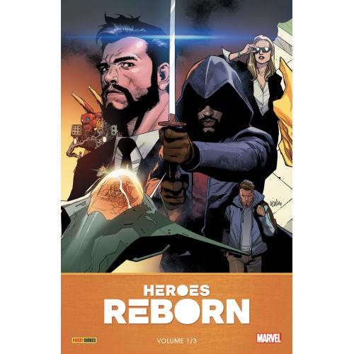 Heroes Reborn Tome 1 (VF)