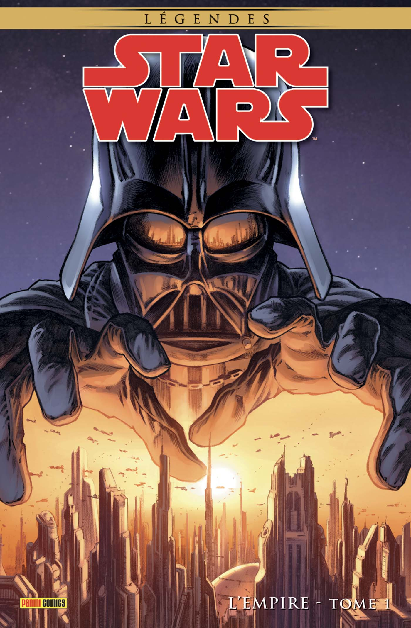Star Wars Legendes : Clone Wars 1 - La Guerre des Clones - Epic Collection - 480 pages - Edition Collector (VF)