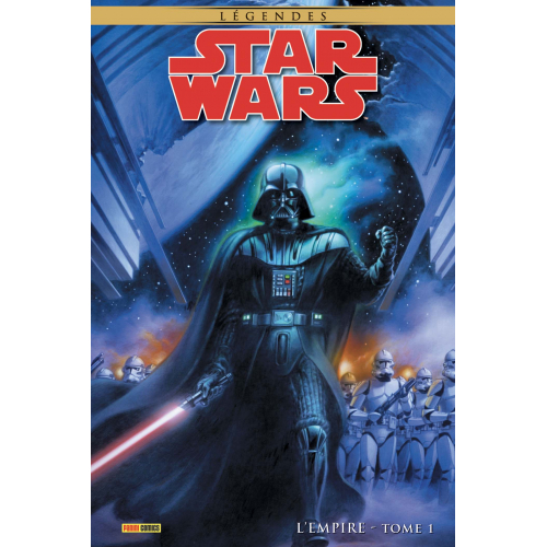 Star Wars Legendes : Empire 1 - L'Empire - Epic Collection - 432 pages - Edition Collector (VF)