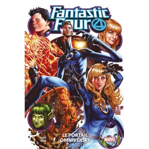 FANTASTIC FOUR TOME 7 (VF)