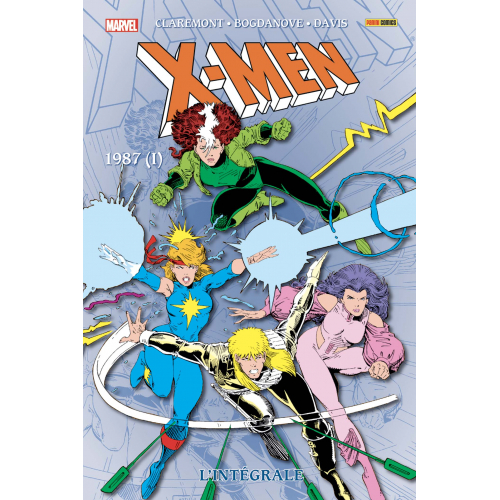 X-Men : L'intégrale 1987 (I) Tome 16 Nouvelle édition (VF)