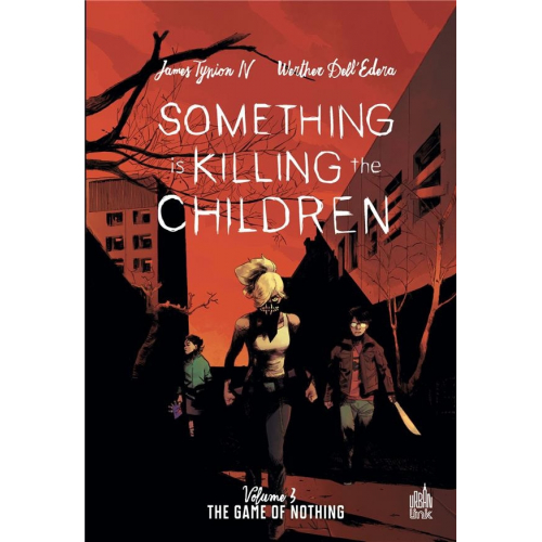 Something is killing the children Tome 3 (VF)