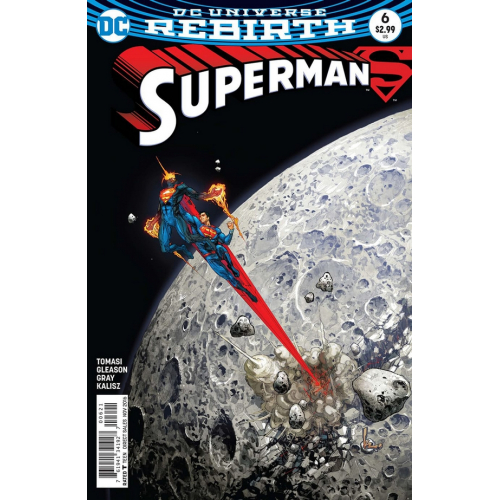 SUPERMAN 6 VAR ED (VO)