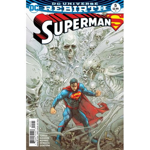 SUPERMAN 5 VAR ED (VO)