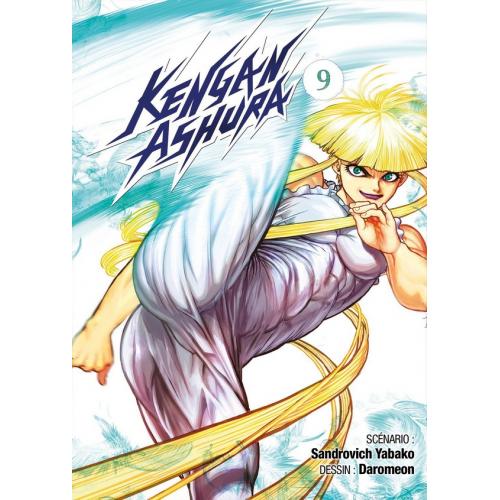 Kengan Ashura Tome 8 (VF)
