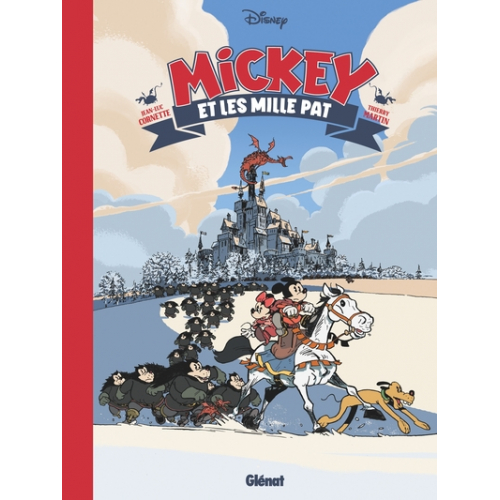 MICKEY ET LES MILLE PAT (VF)