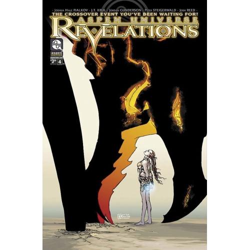 Aspen Universe Revelations 4 (B) (VO) Peter Steigerwald Variant Cover
