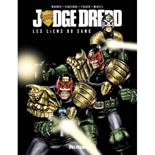 Judge Dredd : Les liens du Sang (VF)