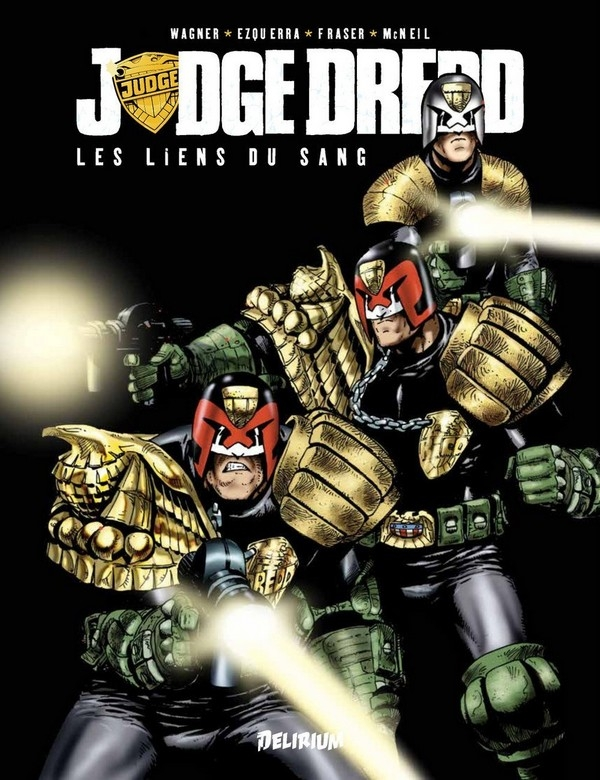Judge Dredd : Origines (VF)