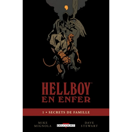 Hellboy en Enfer Tome 1 : Secrets de famille (VF)