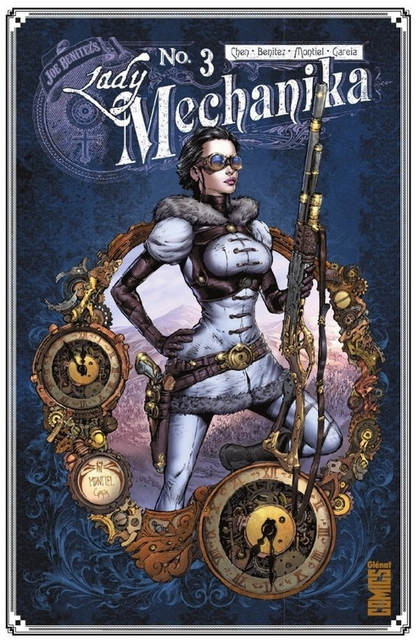 Lady Mechanika – Tome 3 (VF)