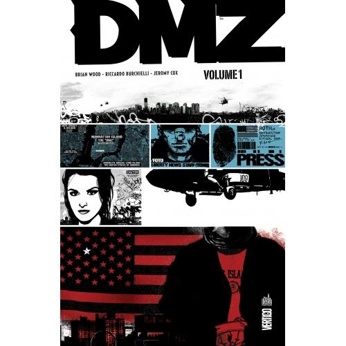 DMZ Intégrale Tome 1 (VF)