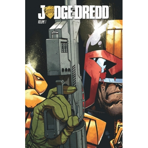 Judge Dredd tome 1 (VF)