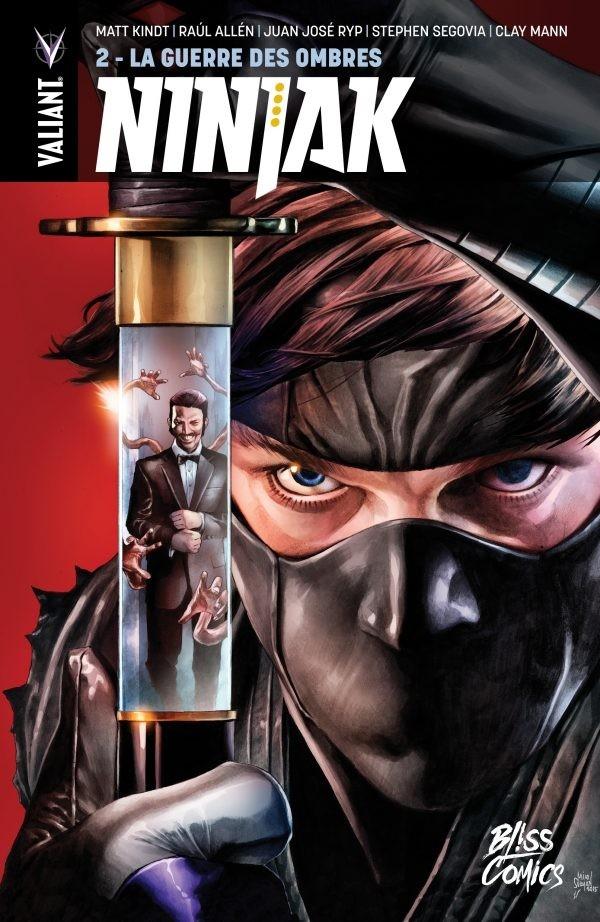 Ninjak tome 1 (VF)