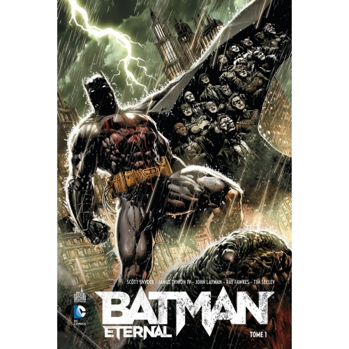Batman Eternal Tome 1 (VF)