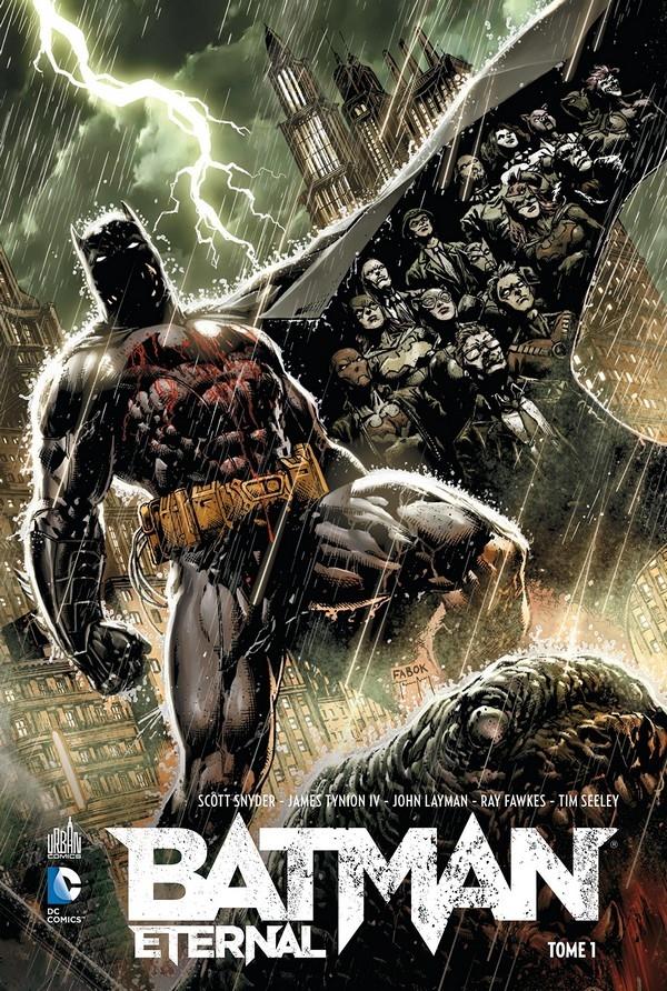 Batman Eternal Tome 1 (VF)