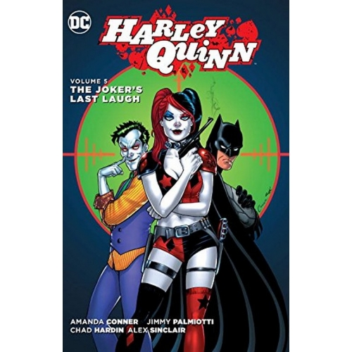 Harley Quinn tome 5 (VF)
