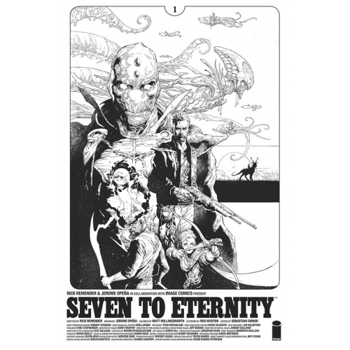Seven to Eternity Giant-Sized Artists' Proof Edition (VO)