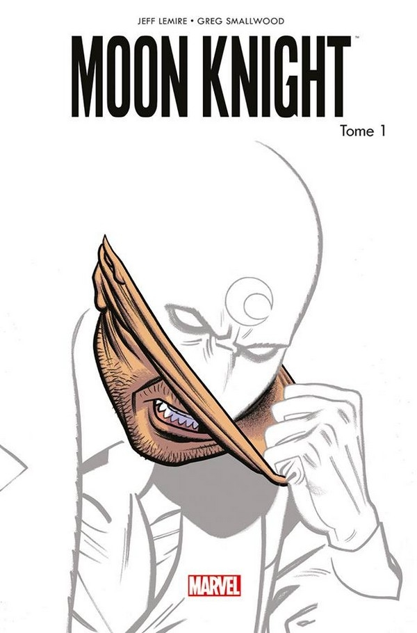 Moon Knight Tome 1 (VF)