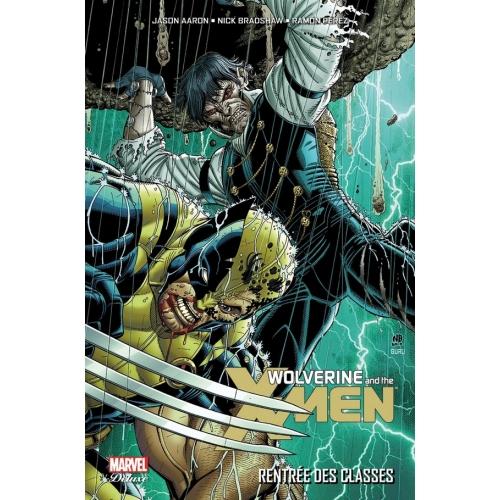 Wolverine et les X-Men Tome 3 (VF)