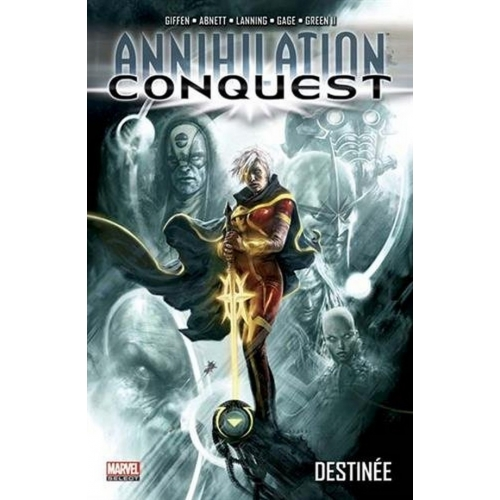 Annihilation Conquest Tome 1 (VF)