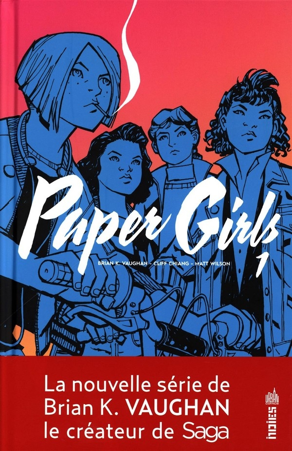 Paper Girls Tome 1 (VF)