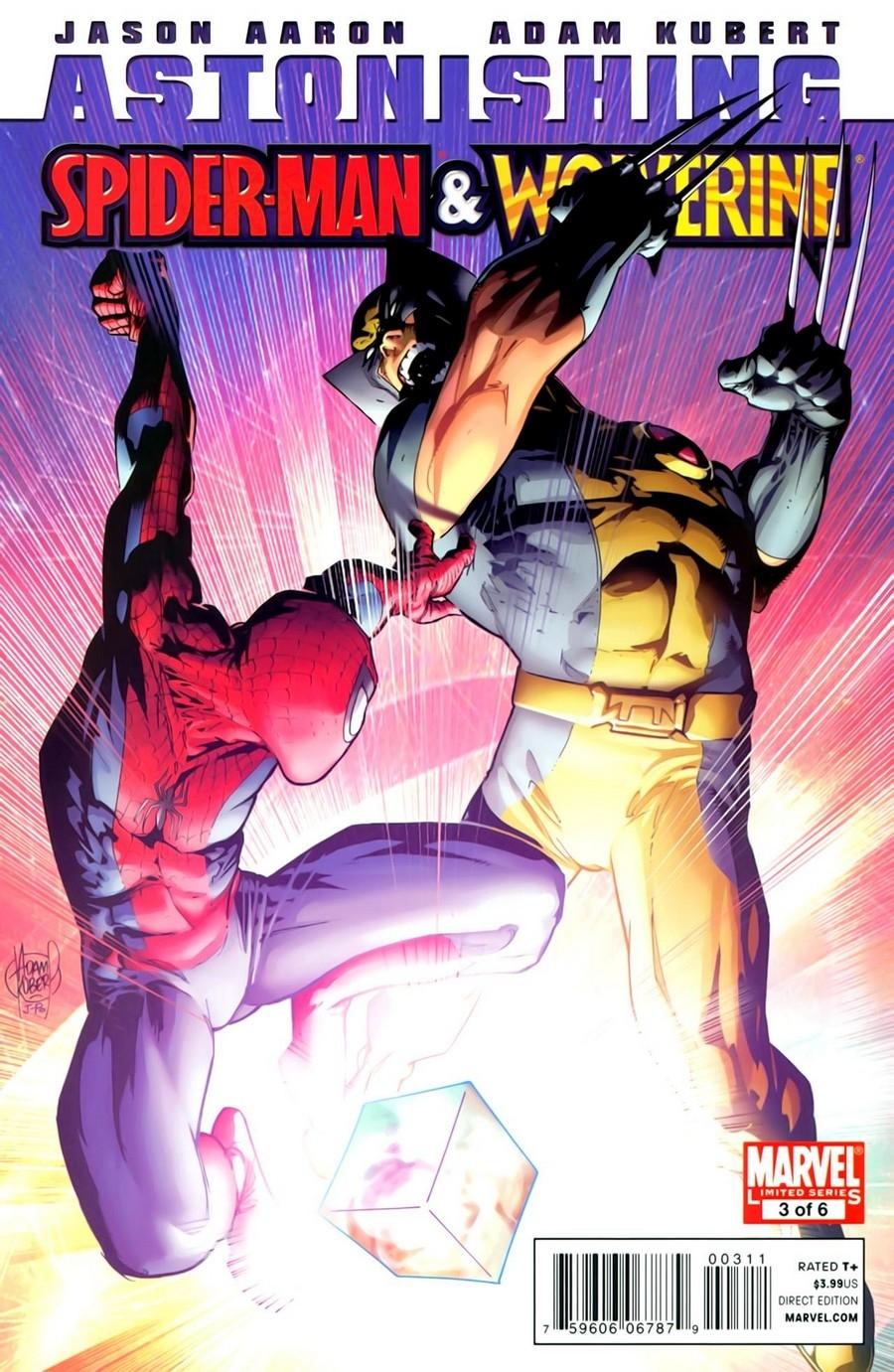 Astonishing Spider-Man & Wolverine (VF)