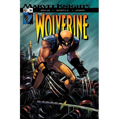 Wolverine - Ennemy of State 1 (VO)