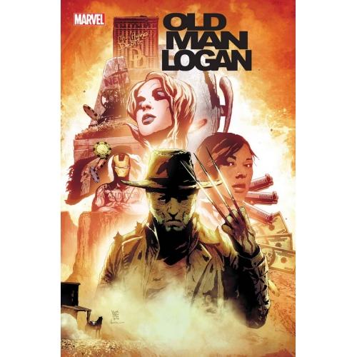 Wolverine - Old Man Logan 1 (VO)