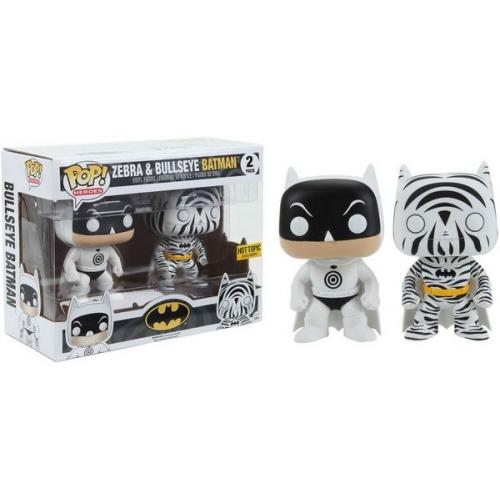 Zebra & Bullseye Batman Funko Pop Exclusive