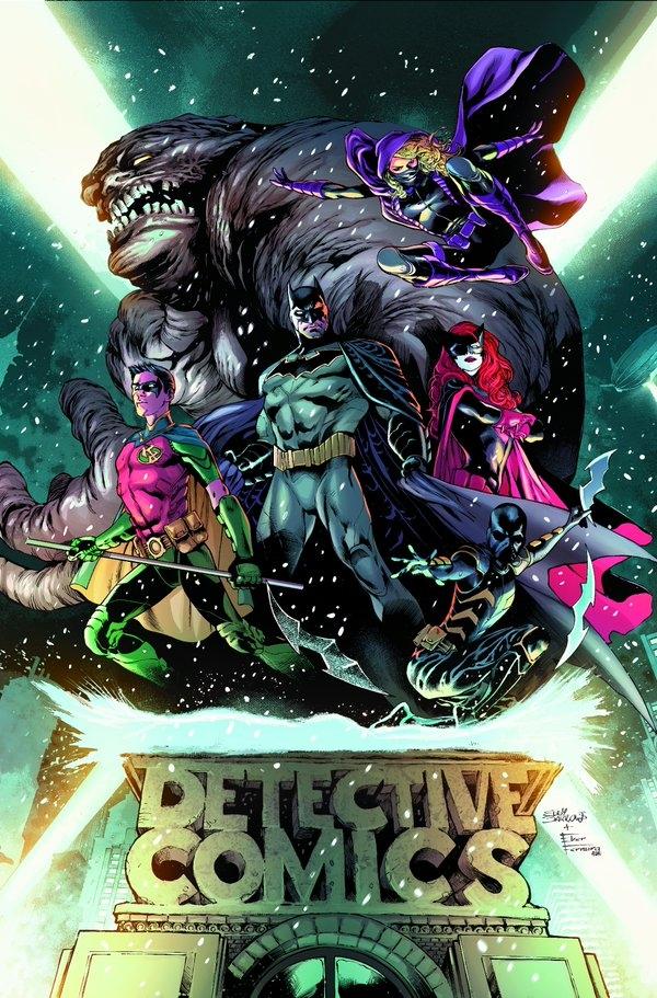 Batman Detective Comics Tome 1 (VF)