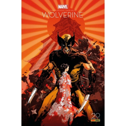 Wolverine Édition 20 ans (VF)