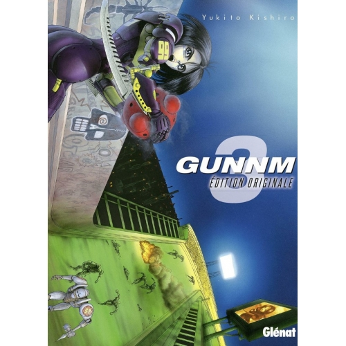 Gunnm Édition Originale Vol. 3 (VF)