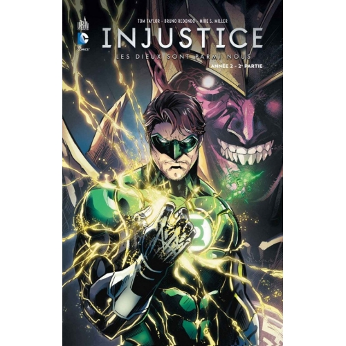 Injustice Tome 4 (VF)